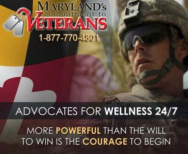 Maryland's Commitment to Veterans