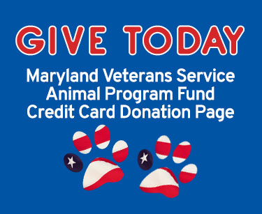 Maryland Veterans Service Animal Program and Fund